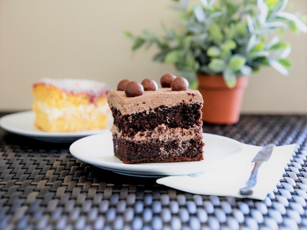 where to get amazing chocolate cake?